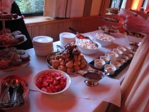 Regency Ball - Desserts!